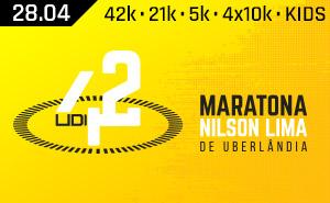Udi 42 - Maratona Nilson Lima de Uberlândia