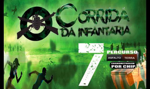 CORRIDA DA INFANTARIA - 7KM