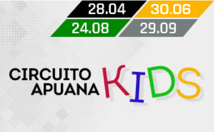 Circuito Apuana Kids - ETAPA 7a UBERLÂNDIA 10 MILHAS
