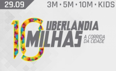 UBERLÂNDIA 10 MILHAS