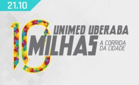 UNIMED UBERABA 10 MILHAS